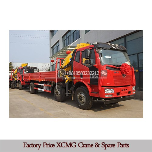 XCMG Crane & spare parts 9