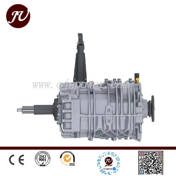 ZF transmissions 6S1610