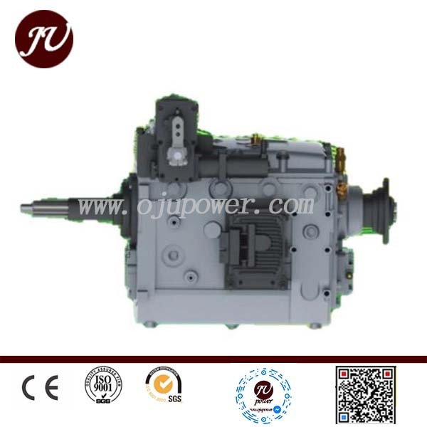 Zf Gearbox 6S1500AMT