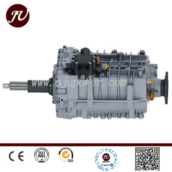 Zf Gearbox 6S710